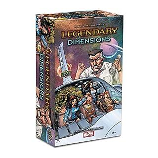 Upper Deck Legendary DBG: Dimensions Expansion