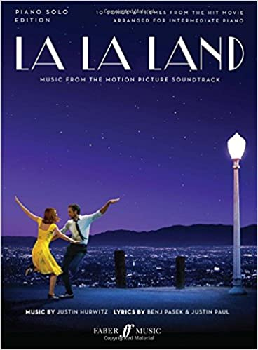 city of stars from la la land early intermediate piano solo