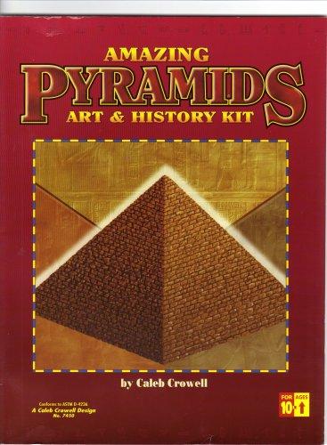 Amazing Pyramids Art and History Kit