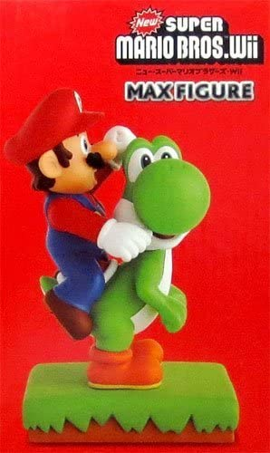 · Wii MAX FIGURE New Super Mario Bros Mario /& Yoshi Green