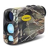 Tinkeep Laser Rangefinder for Hunting and Golf ,Fog measurement,Waterproof