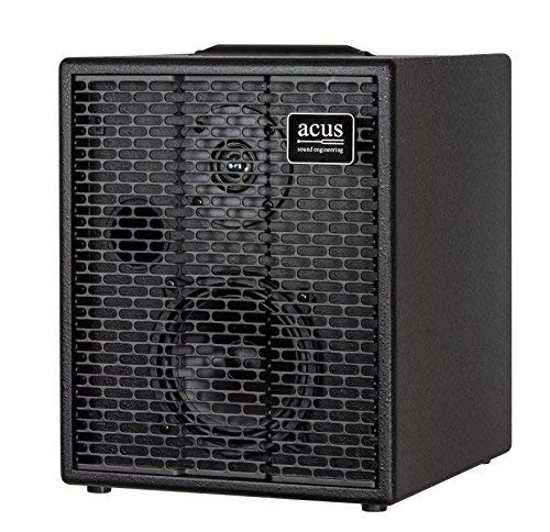 Acus Sound Engineering 03000504 OneforStrings 5T Acoustic Guitar Amplifier - Black [並行輸入品]   B07GTWW4VL