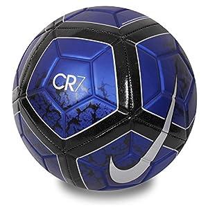 NIKE CR7 CRISTIANO RONALDO PRESTIGE 2015 SOCCER BALL SIZE 5 Silver ...