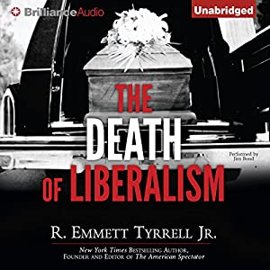 The Death of Liberalism Hörbuch