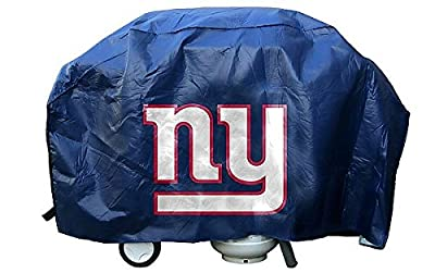 New York Giants Grill Cover Deluxe - Licensed NFL Football Merchandise by Sports Collectibles