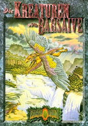Die Kreaturen von Barsaive: Earthdawn