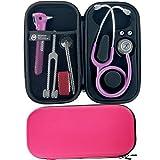 Pod Technical Classicpod Stethoscope Case - Hot Pink - for Littmann Classic Stethoscopes