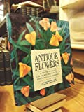 Antique Flowers, Katherine Whiteside, 0394573390