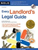 Every Landlord's Legal Guide, Marcia Stewart and Janet Portman, 1413308562