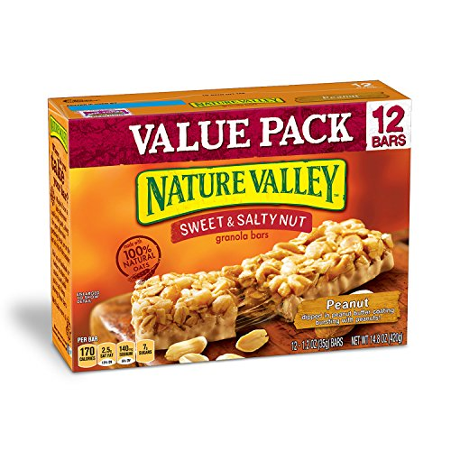 Nature Valley Granola Bars, Sweet and Salty