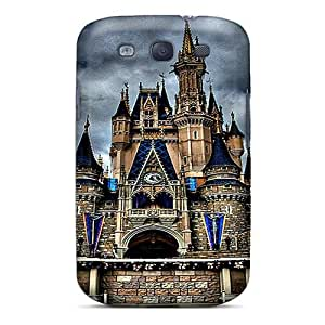 S3 Scratch-proof Protection Case Cover For Galaxy/ Hot Dark Side Of Disney Phone Case