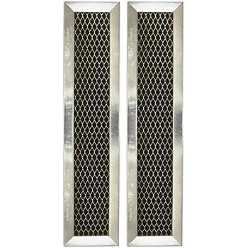 Microwave Recirculating Charcoal Filter GE JX81D WB02X10943