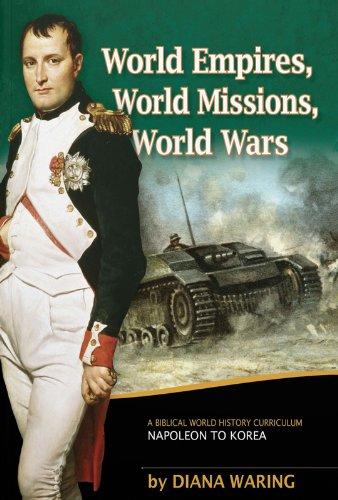 World Empires, World Missions, World Wars (Diana Lamp)