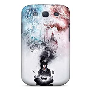 Premium Protective Hard Cases For Galaxy S3- Nice Design