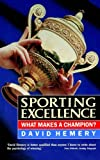 img - for Sporting Excellence by David Hemery (1991-05-02) book / textbook / text book