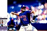 Rogers Clemens Signed - Autographed Toronto Blue Jays 11x14 inch Photo - JSA Certificate of Authenticity