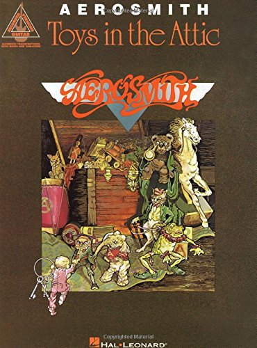 (Aerosmith - Toys in the Attic (Guitar Recorded Versions))