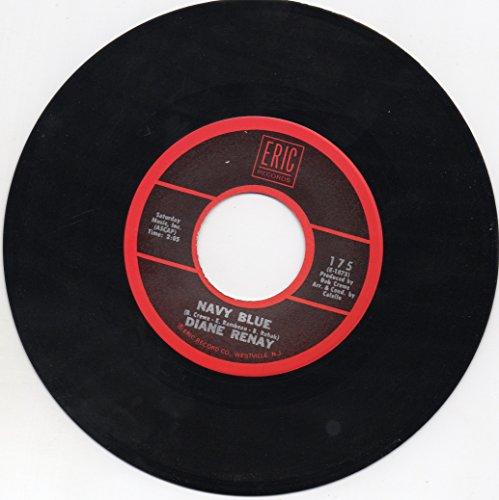 (navy blue / kiss me sailor 45 rpm single)