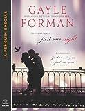 """""""Just One Night"""" av Gayle Forman"""
