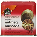 Club House Nutmeg Ground, 43 Gram