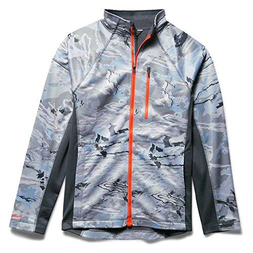 Under Armour Baitrunner Jacket - Men's Ridge Reaper Camo Hydro / Toxic XL (Under Armour Jacket Camo Mens)