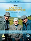 Last of The Summer Wine - Series 9 and 10 [3 DVDs] [UK Import]