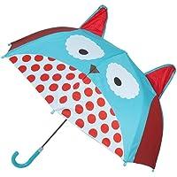 Goodevening Paraguas para Niños de Doble Uso
