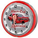 camaro clock neon - Chevrolet Camaro Rear-End Specialist 18