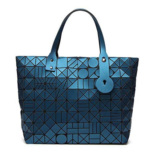 para Talla Azul única Gris Bolso Hombro Blue BLACKHEI Lake Mujer al qtwWR1