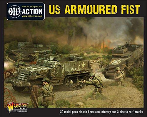 Us Armoured Fist Model Set (Armoured Knight)