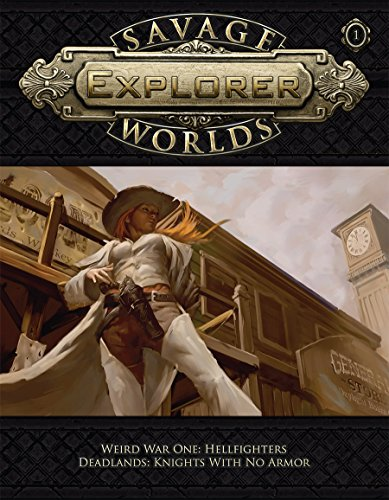 Savage Worlds Explorer #1 (S2P12000)
