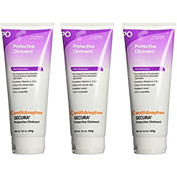 Smith and Nephew SECURA Protective Ointment Skin Protectant 5.6oz Tube (Pack