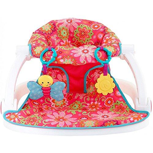 Fisher Price Sit-Me-Up Baby Floor Seat, Pink