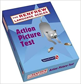 Action picture test revised edition the renfrew language scales action picture test revised edition the renfrew language scales amazon speechmark catherine renfrew 9780863888090 books sciox Image collections