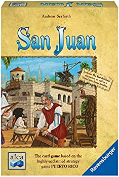 Ravensburger San Juan Card Game