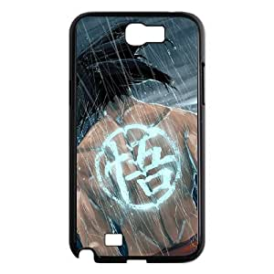 Classic Case Dragon Ball Z pattern design For Samsung Galaxy Note 2 N7100 Phone Case