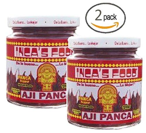 - Inca's Food Aji Panca 7.5 Oz (2-Pack)
