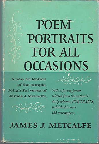 Poem Portraits for All Occasions