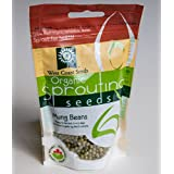 Sprouting Seeds - Mung Beans Certified Organic