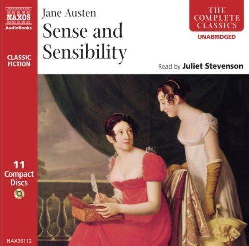 Sense and Sensibility: Unabridged by Austen, Jane on 31/10/2005 Unabridged edition by Naxos AudioBooks