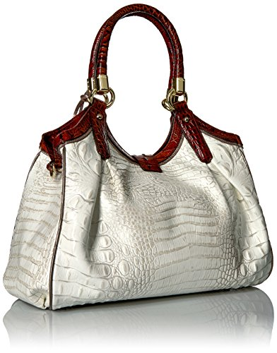 Elisa Top Bag Pearl Handle Brahmin qapwB78