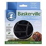 Baskerville Ultra Muzzle Size 4 Black