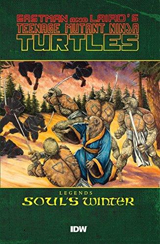 Teenage Mutant Ninja Turtles Legends: Souls Winter