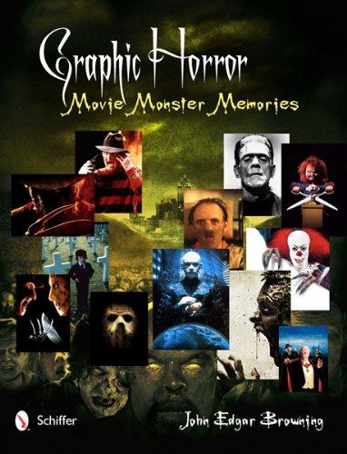 Download Graphic Horror: Movie Monster Memories PDF