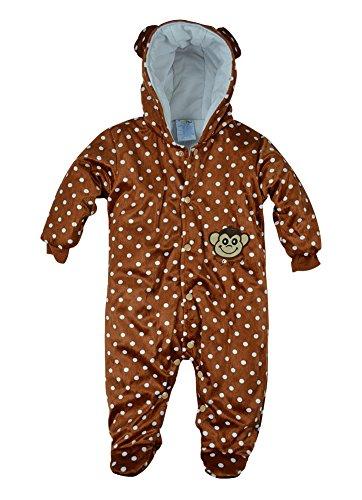 thermal baby onesie - 9