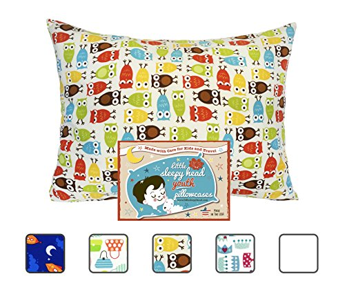 Little Sleepy Head Youth Pillowcase