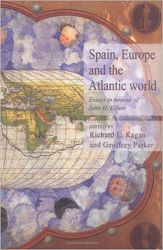 Spain, Europe & the Atlantic World: Essays in Honour of John H. Elliott: Amazon.es: Kagan/Parker: Libros en idiomas extranjeros