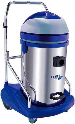 Elsea – Aspirador de agua y polvo 76 L, acero inoxidable – 230 V ...