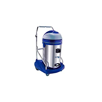 Elsea - Aspirador de agua y polvo 76 L, acero inoxidable - 230 V ...