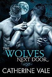 The Wolves Next Door (Menage, BBW Werewolf Romance) (English Edition)